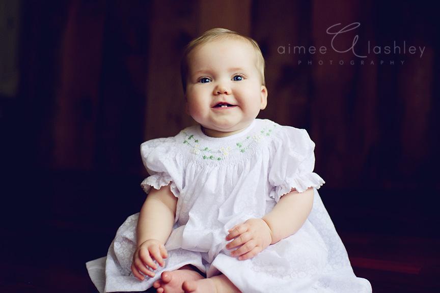 Aimee Lashley Photography | Athens GA Baby Photographer