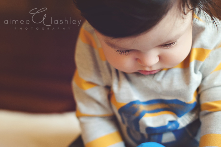 Aimee Lashley Photography | Athens GA Baby Photographer